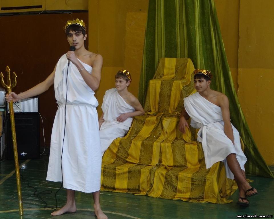 Греческий костюм своими руками из простыни 82